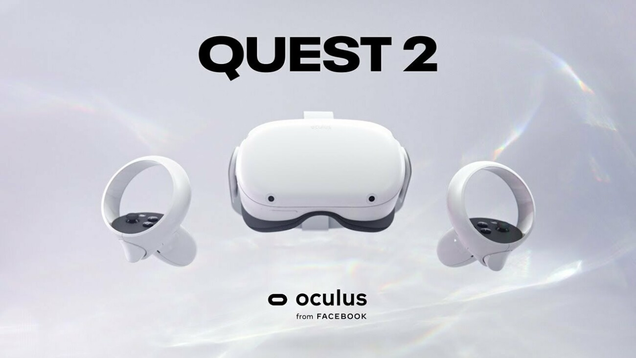 Facebook представила автономный VR-шлем Oculus Quest 2 за $299