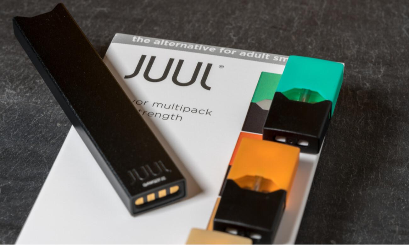 Авторы законопроекта об электронных сигаретах ограничили содержание никотина в них — под запрет может попасть Juul