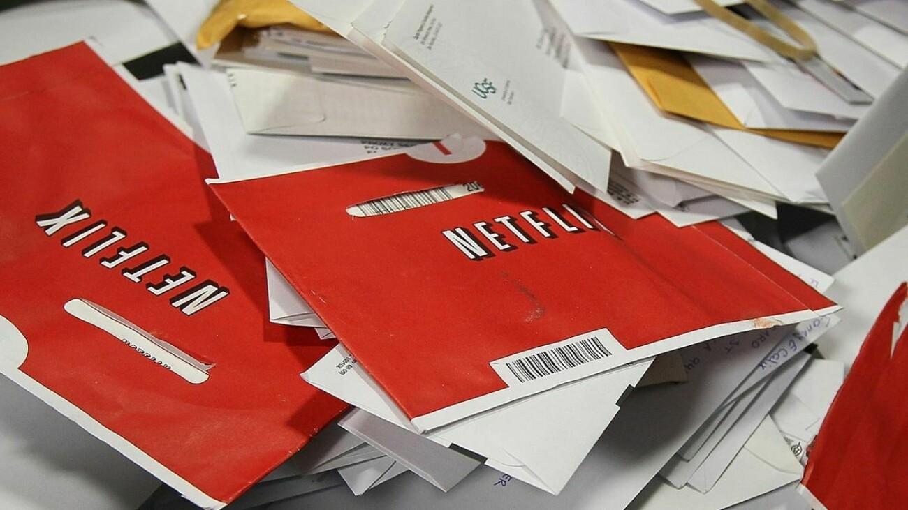 Прокат DVD-дисков принёс Netflix $300 млн выручки в 2019 году — сервисом пользуются больше 2 млн американцев