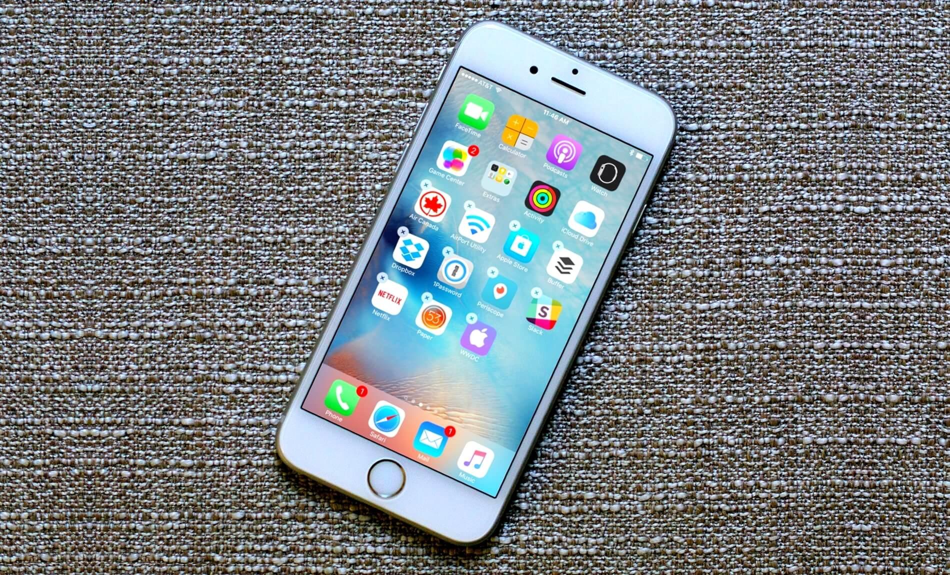 Apple выпустила апдейт iOS 12.4.7 для старых iPhone и iPad
