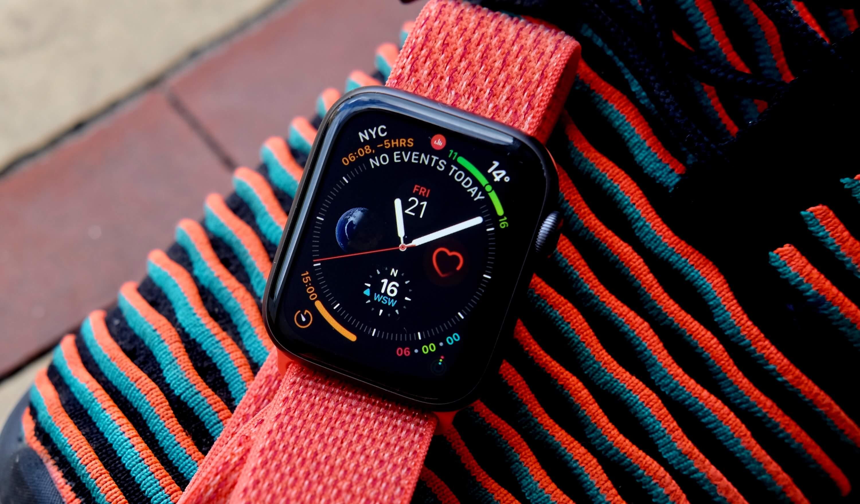 Apple Watch Series 6 научатся измерять кислород в крови
