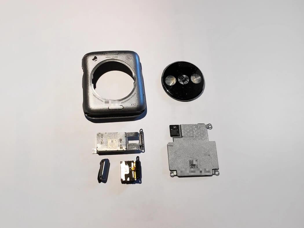 Прототип первых Apple Watch показали на фото