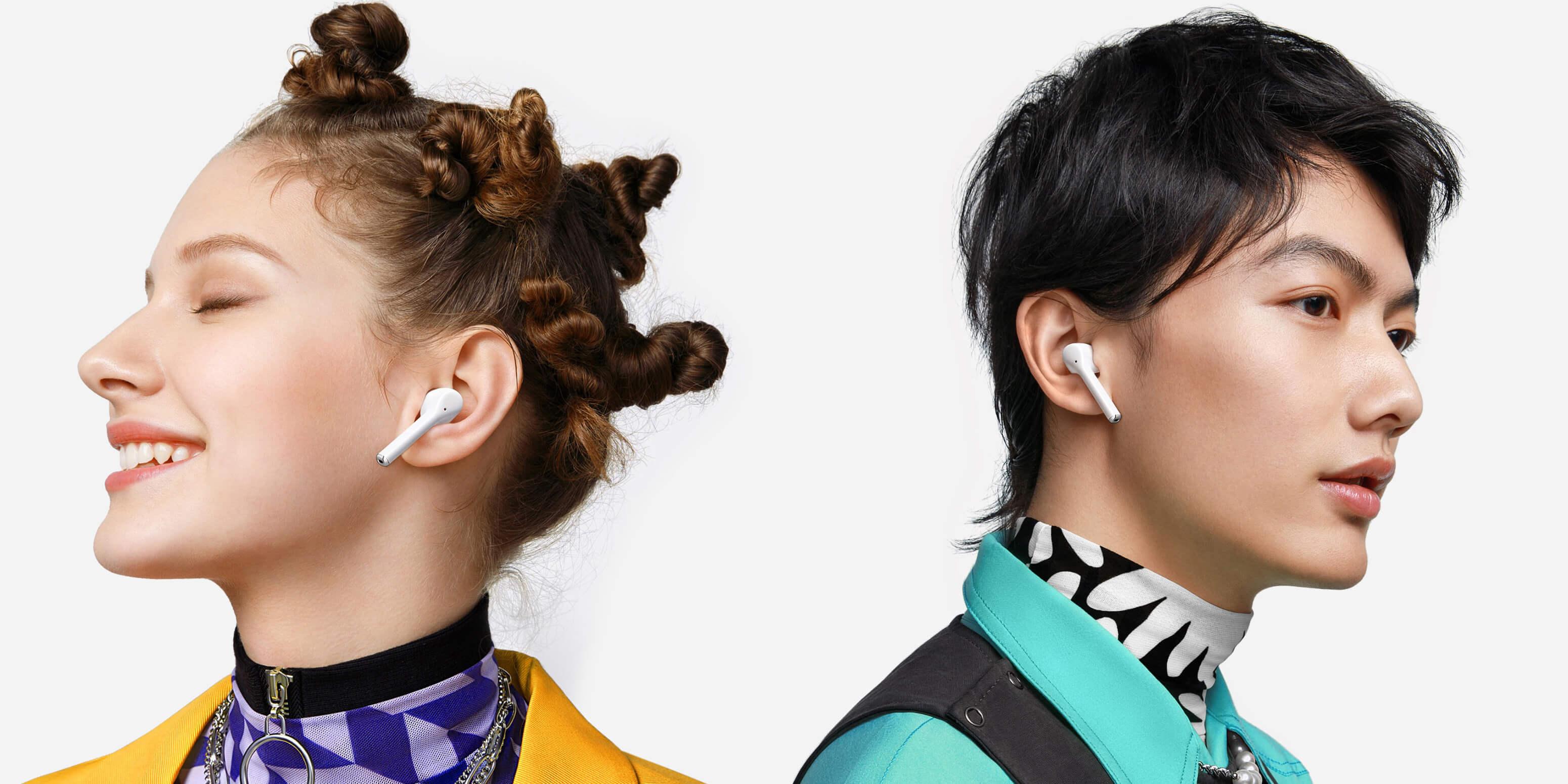 Huawei представила FreeBuds 3i – альтернативу Apple AirPods Pro с шумоподавлением