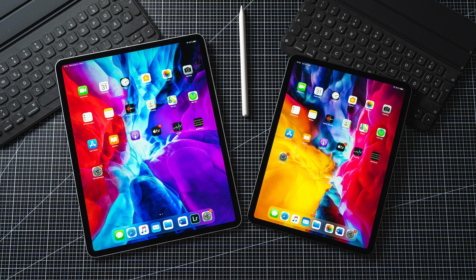 Apple разрабатывает новый 10-дюймовый iPad и iPad Mini