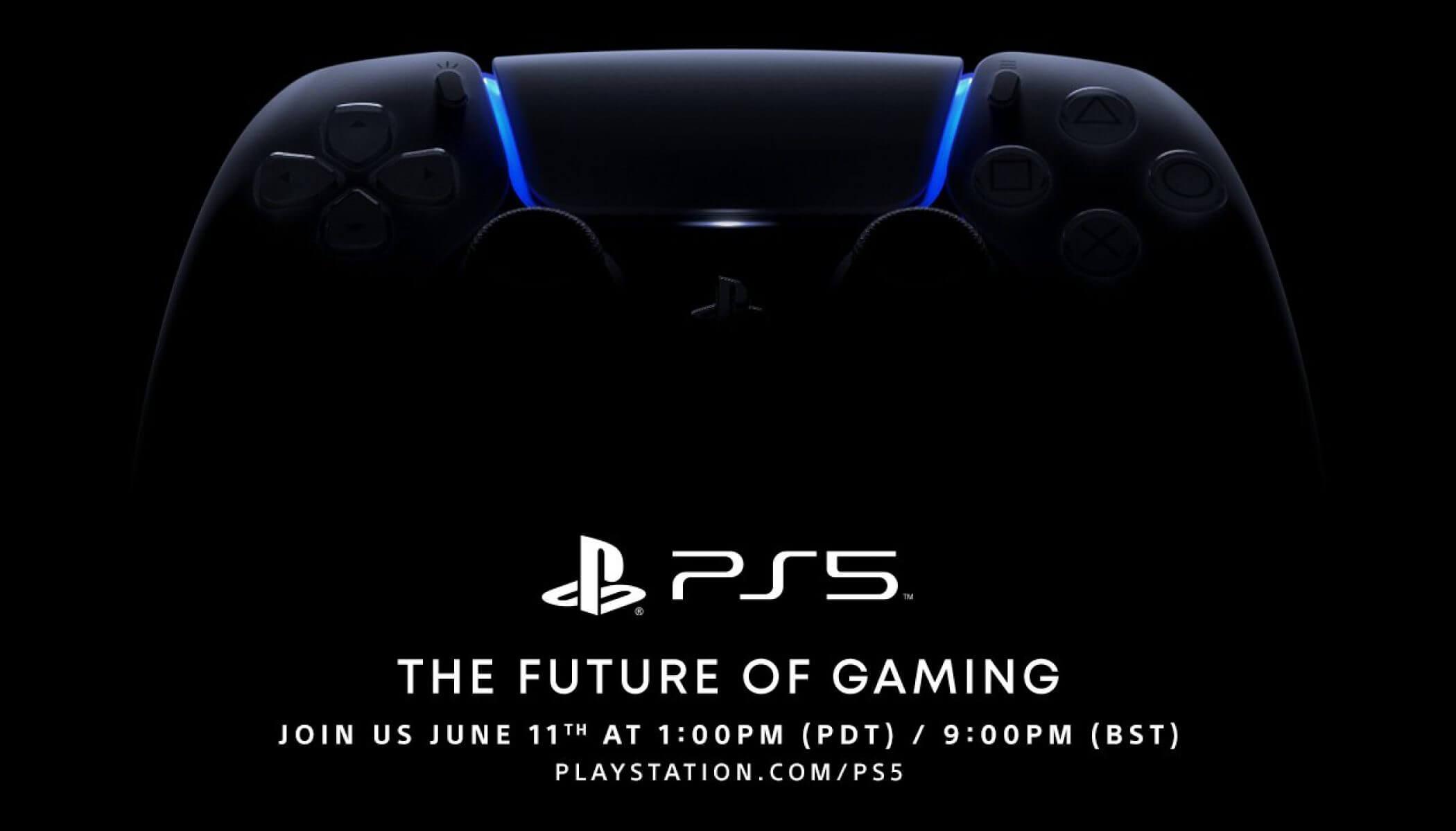 Sony анонсирует игры для PlayStation 5 уже 11 июня