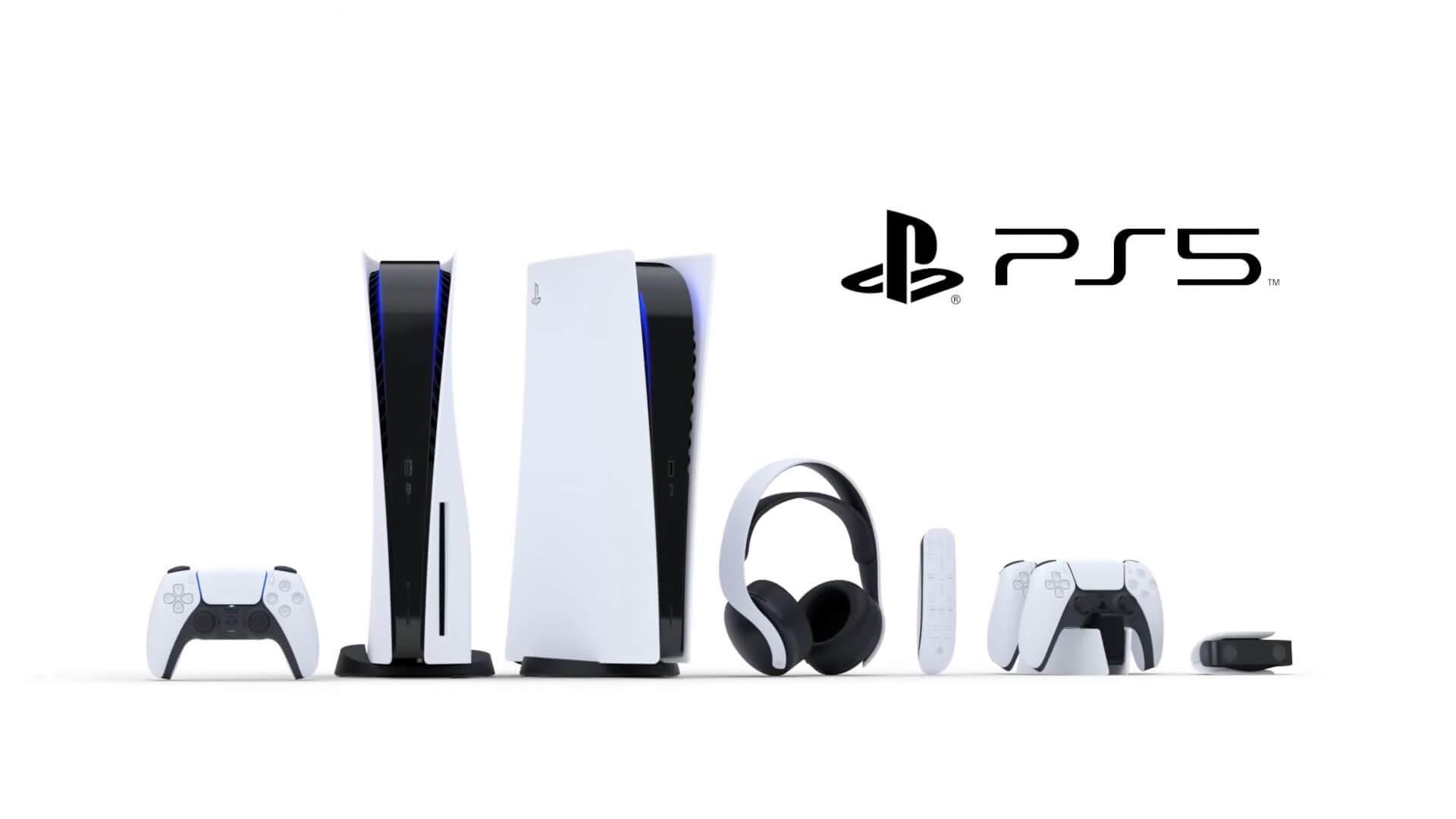 Дата выхода и стоимость PlayStation 5 и её аксессуаров