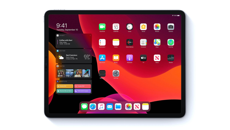 Apple выпустила релизные версии iOS 14 и iPadOS 14