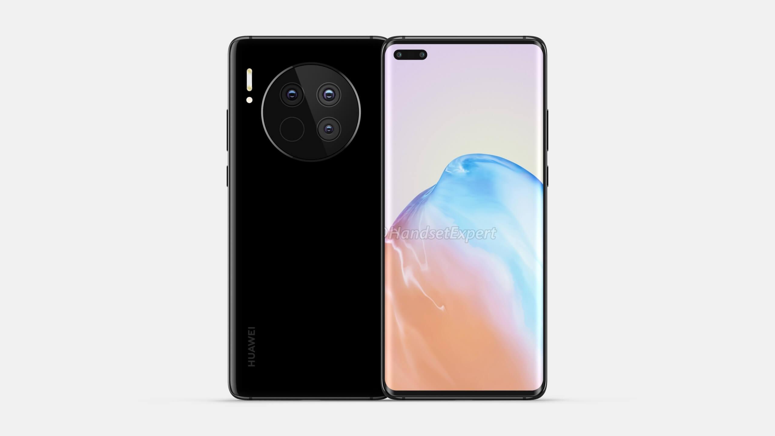 Huawei Mate 40 и Mate 40 Pro выйдут в Европе лишь в 2021 году