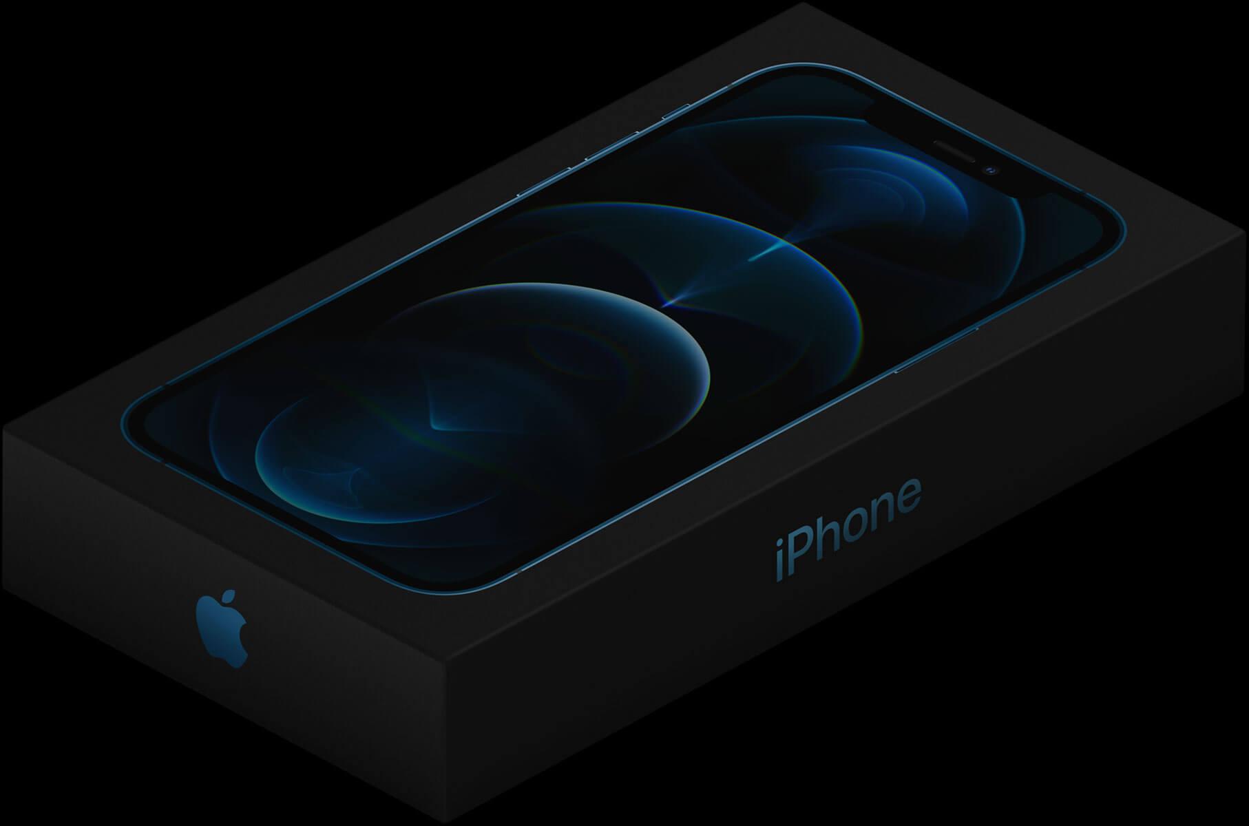 Apple официально представила iPhone 12, iPhone 12 mini, iPhone 12 Pro и iPhone 12 Pro Max