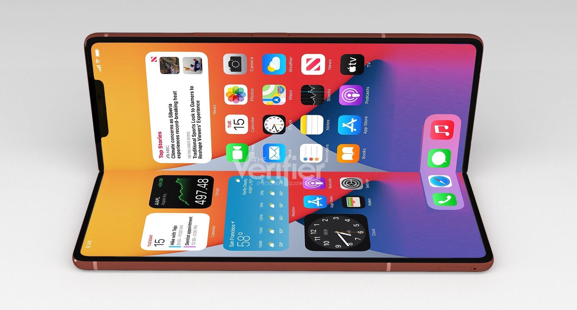 Apple «убьет» iPad Mini после выпуска складного iPhone