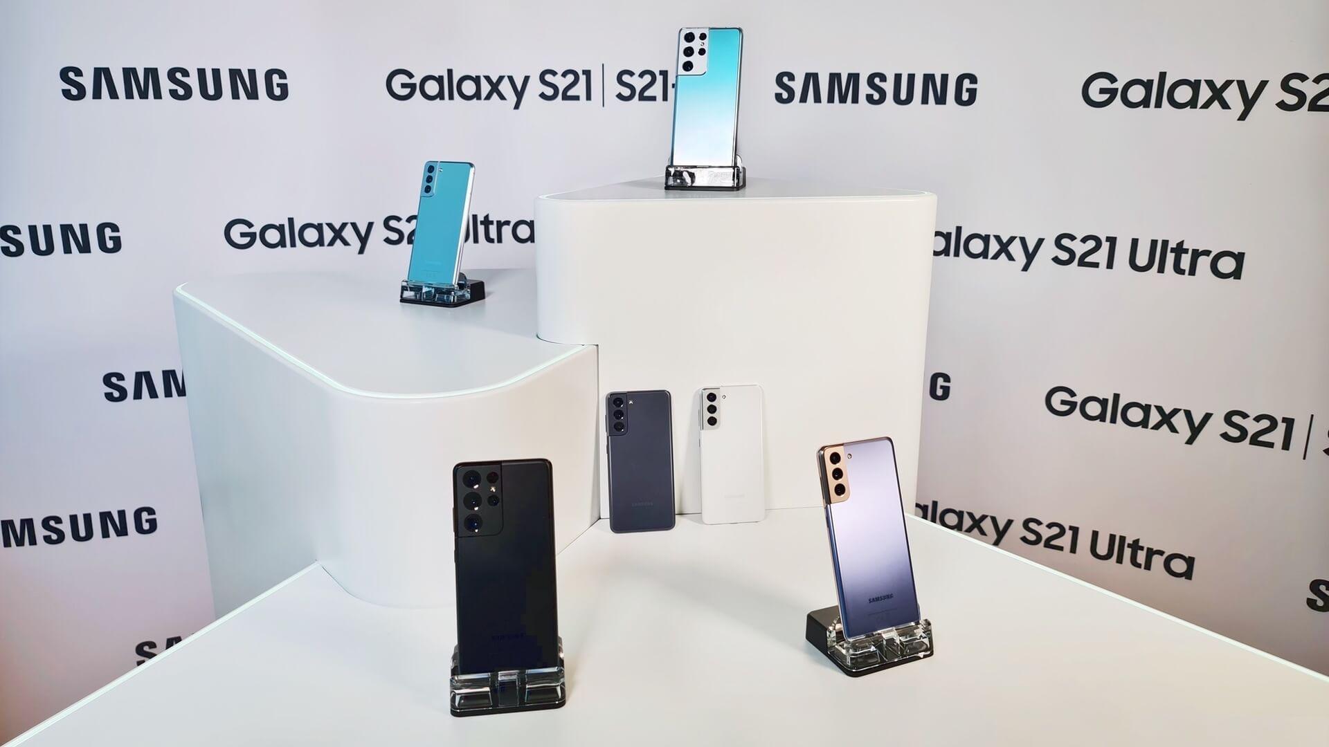 Устройства Samsung будут получать обновления безопасности Android в течении 4-х лет