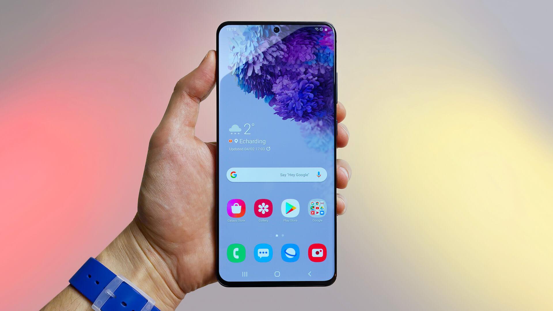 В смартфонах Samsung появился Яндекс.Браузер, который нельзя удалить