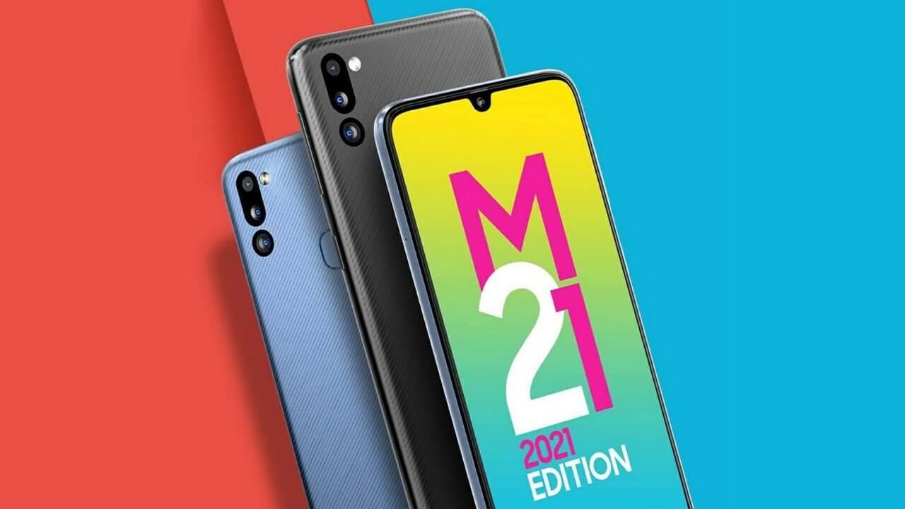 Представлен Galaxy M21 (2021) – 6000 мАч, тройная камера и цена $170