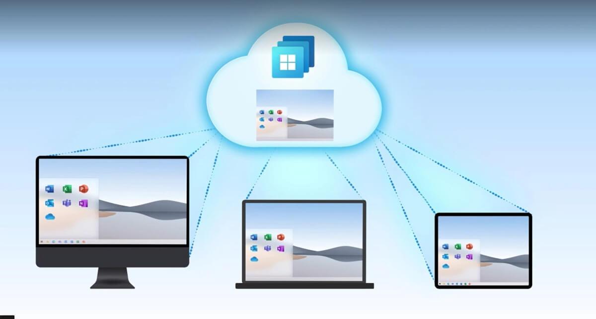 Microsoft представила облачную Windows 365 для запуска на любом устройстве