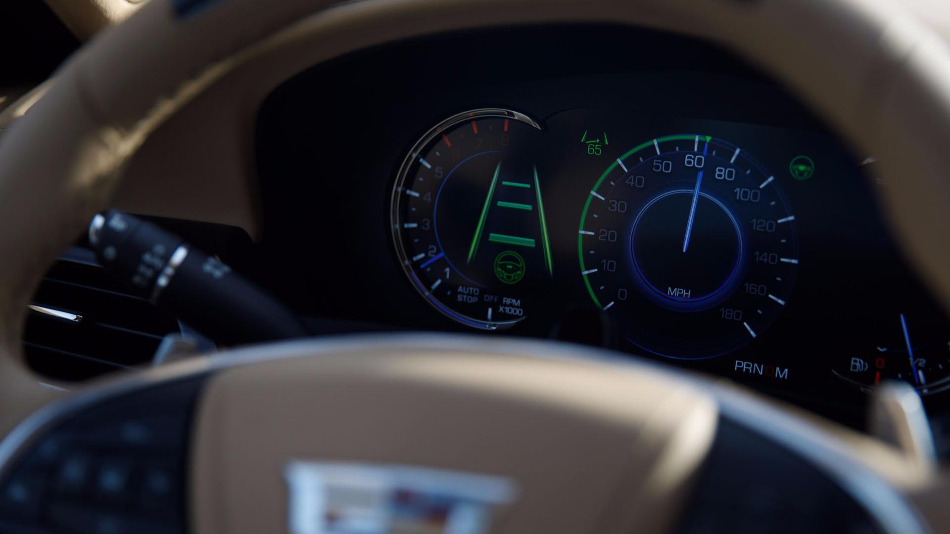 Cadillac разрабатывает более продвинутый автопилот