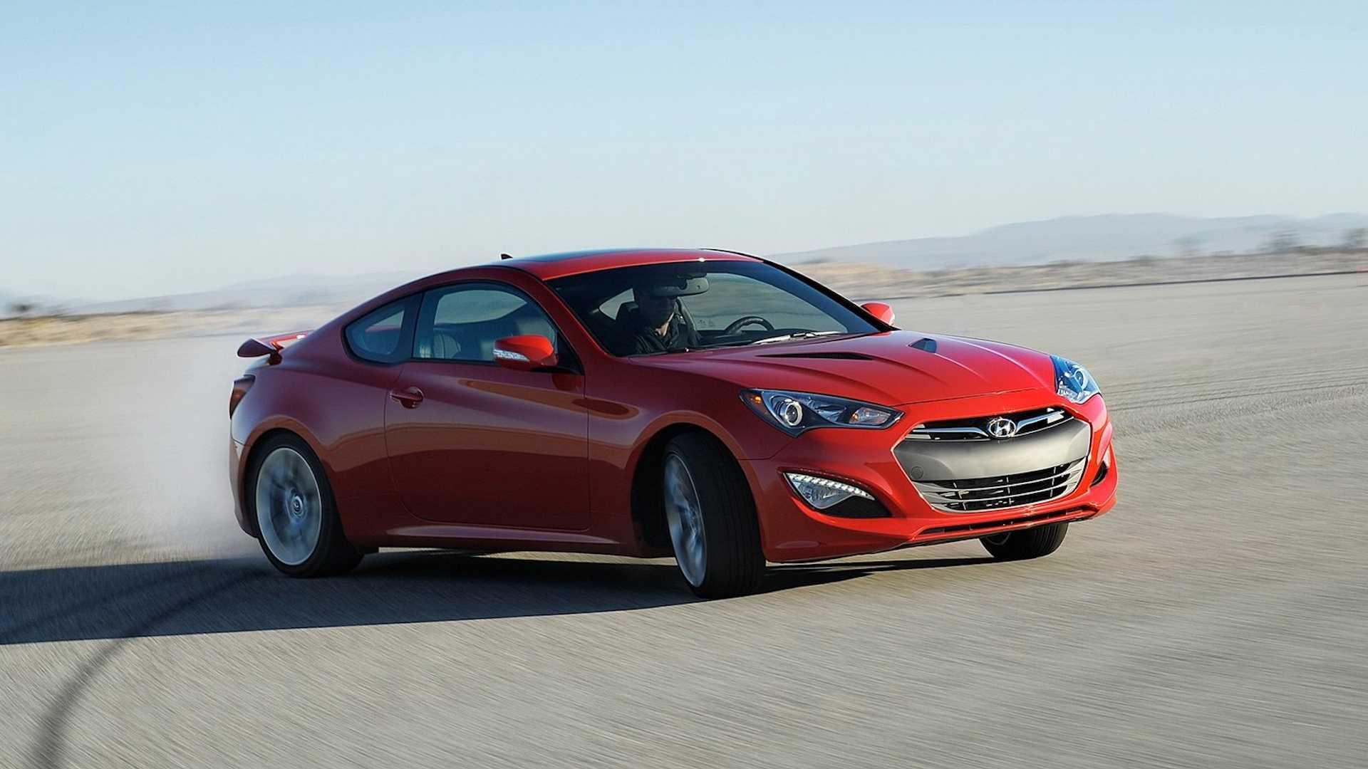 В модельный ряд Genesis может вернуться купе