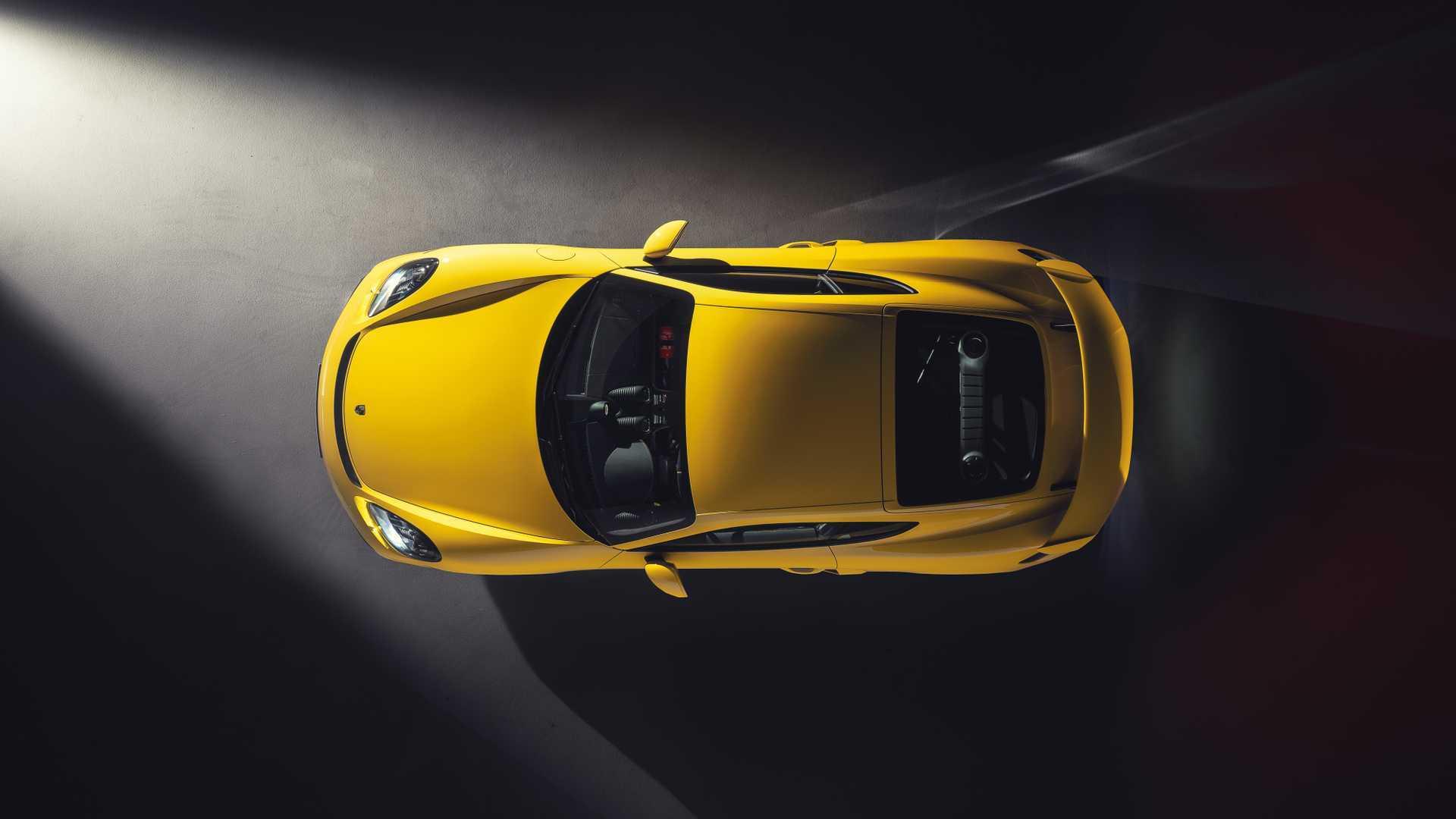 Porsche хочет сохранить в гамме атмосферные моторы
