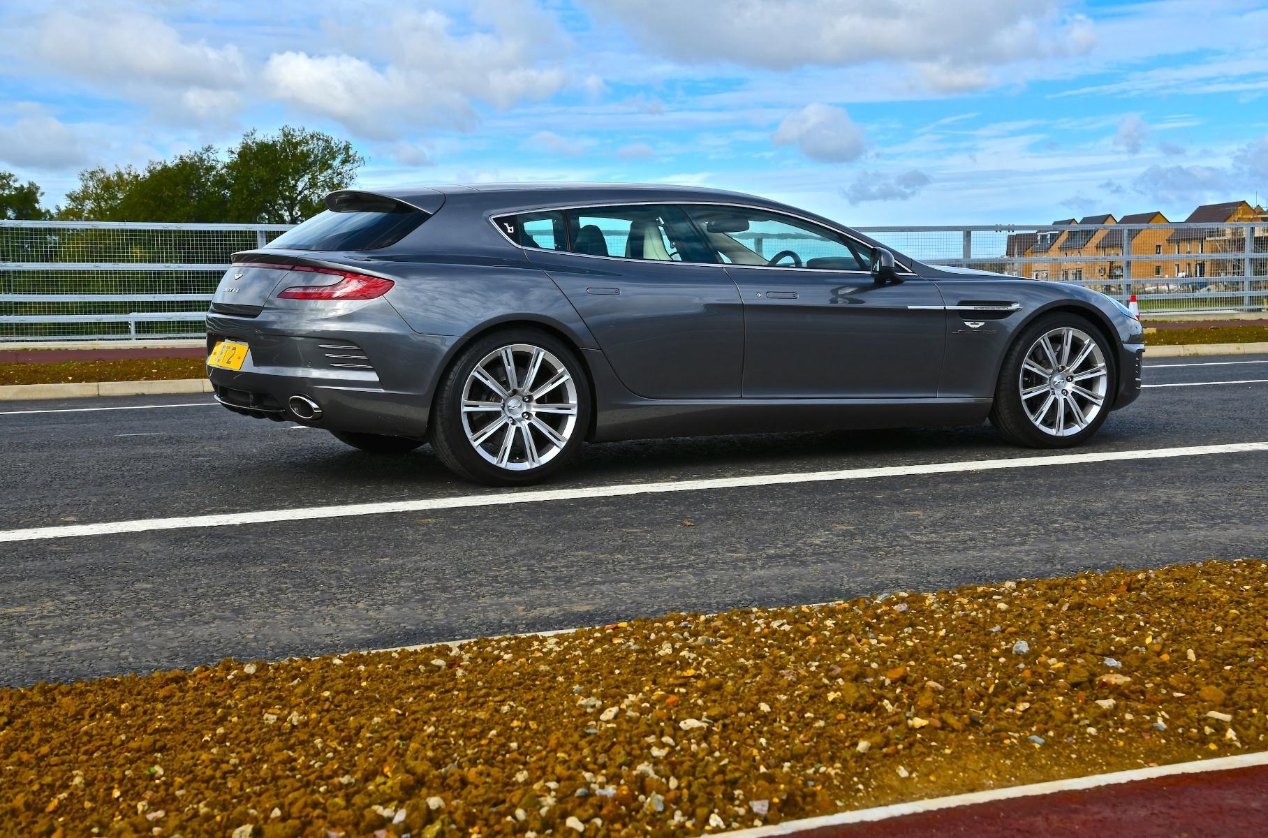 Уникальный универсал Aston Martin выставили на продажу