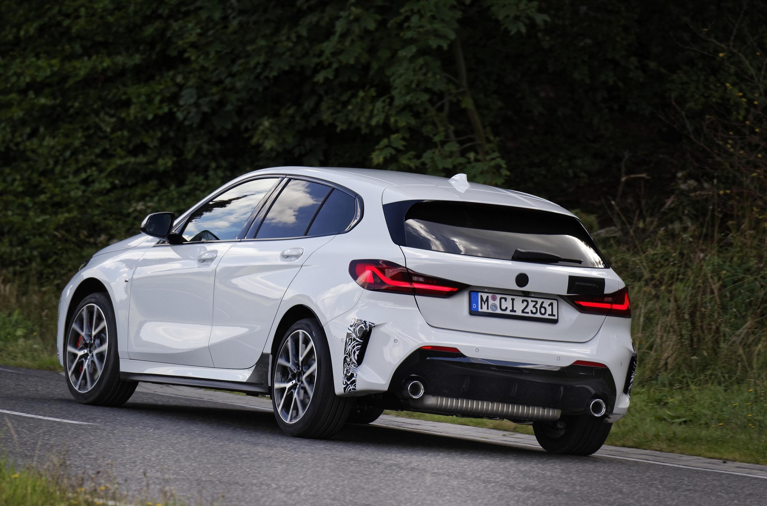 Хэтчбек BMW 1 серии получит версию для молодежи