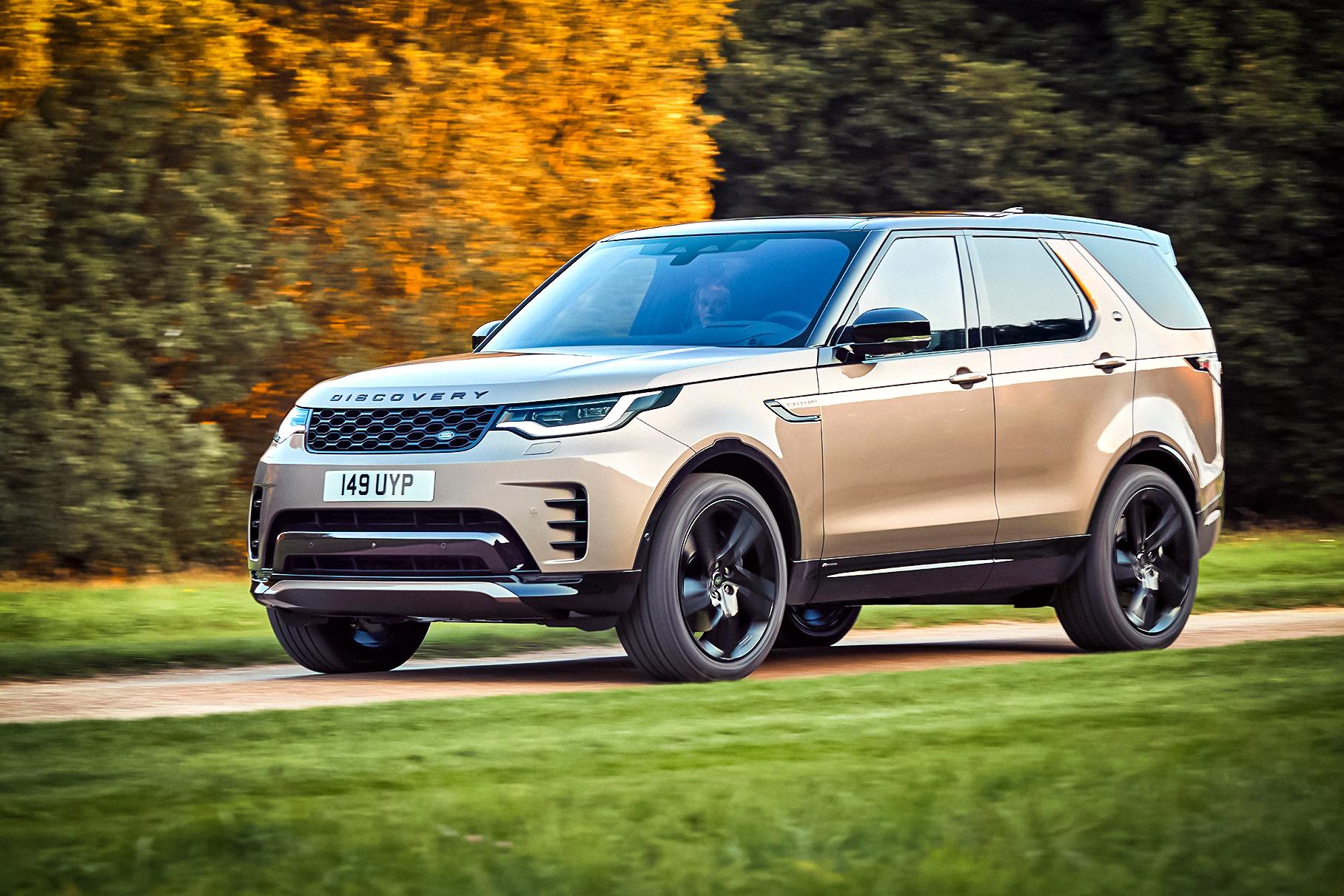 Land Rover Discovery обновился и получил новые моторы