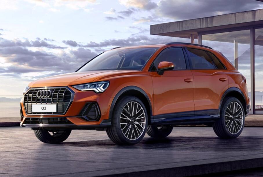 В России заработал сервис подписки на автомобили Audi
