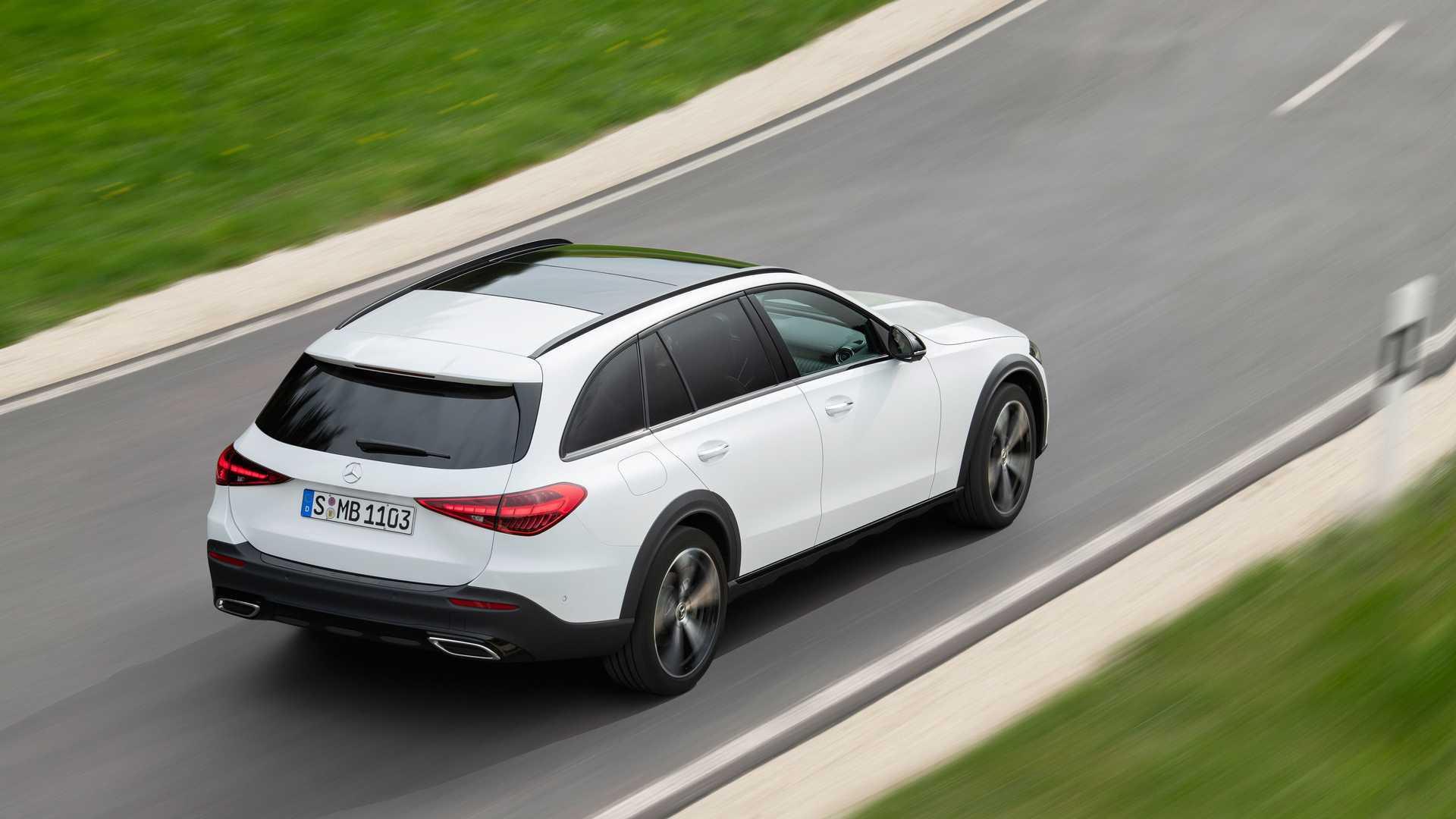 Mercedes-Benz может отказаться от универсалов
