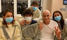 «Я принял радикальное решение»: больной лейкемией Олег Тиньков готовится к пересадке костного мозга, несмотря на ремиссию и перенесенные подряд три химии