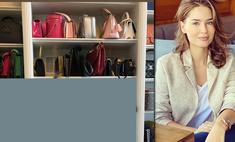 Алена Гаврилова показала внушительную коллекцию брендовых сумок