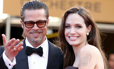 Брэд Питт приехал в гости к Анджелине Джоли впервые за 4 года