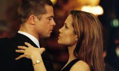 Как Джоли коварно и бесстыдно соблазняла Питта на съемках «Мистера и миссис Смит», заставляя краснеть всю группу