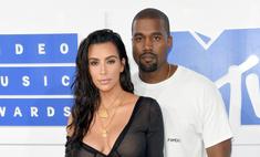 СМИ: Ким Кардашьян и Канье Уэст все-таки разводятся