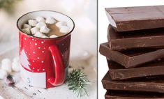 Готовим вкуснейший горячий шоколад: видеорецепт