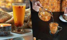 Облепиховый чай: проверенный рецепт полезного напитка