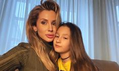 Точеные ноги, рельефный пресс: 9-летняя дочь Светланы Лободы устроила ей фотосессию