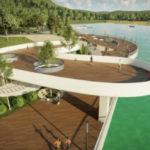 Старое озеро преображается в Кисловодске