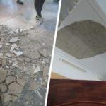Пласт штукатурки упал на голову школьницы в Ставрополе