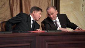 Итоги недели: Патрушева беспокоят нацпроекты, Лебедев прощает ошибки, Жириновскому мешают сенаторы