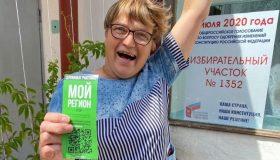 Глава избиркома в Омске выиграла квартиру при голосовании по поправкам к Конституции