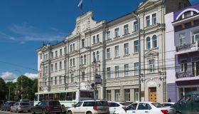 После обысков в мэрии Воронежа задержан замглавы города