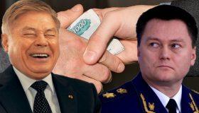 Итоги недели: Лебедев щадит взяточников, Краснов грозит проверками, Забатурину тасуют кадры