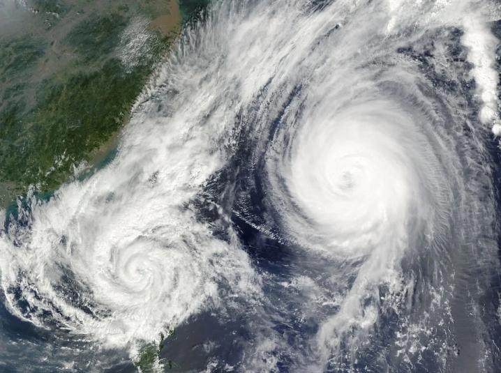 До стадии тайфуна. Синоптики рассказали, как на погоду в крае повлияет шторм 'Ноул'
