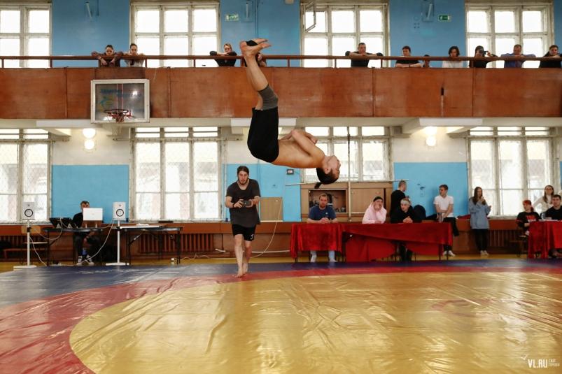 Впервые за полтора года во Владивостоке состоялось открытое первенство по трикингу