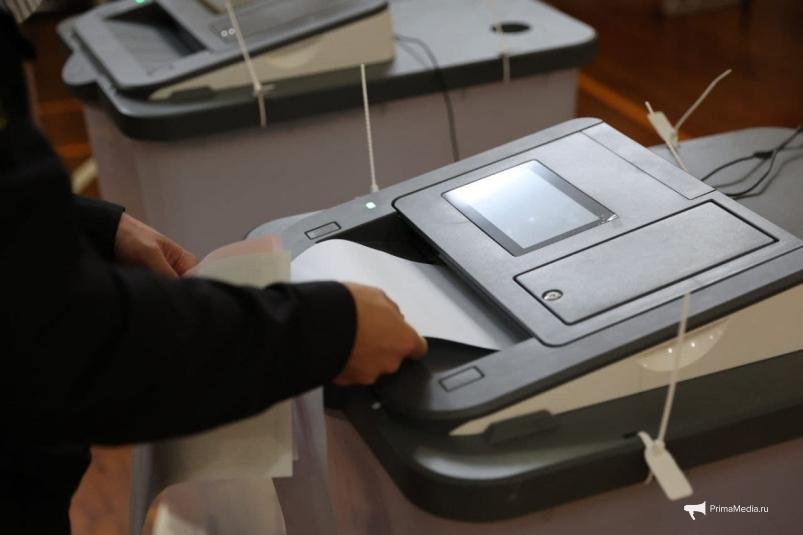Трехдневный марафон: как проходят выборы в Приморье (обновляется)