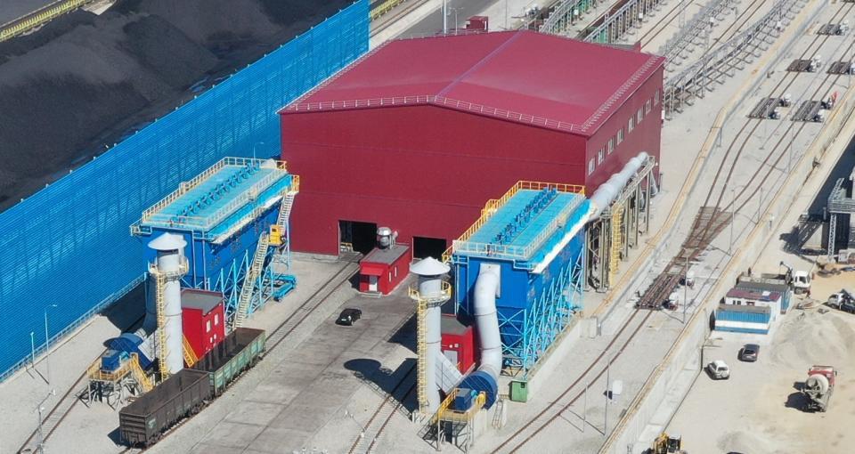 АО «Восточный порт» инвестировало 450 млн рублей в очистку воздуха на вагоноопрокидывателях