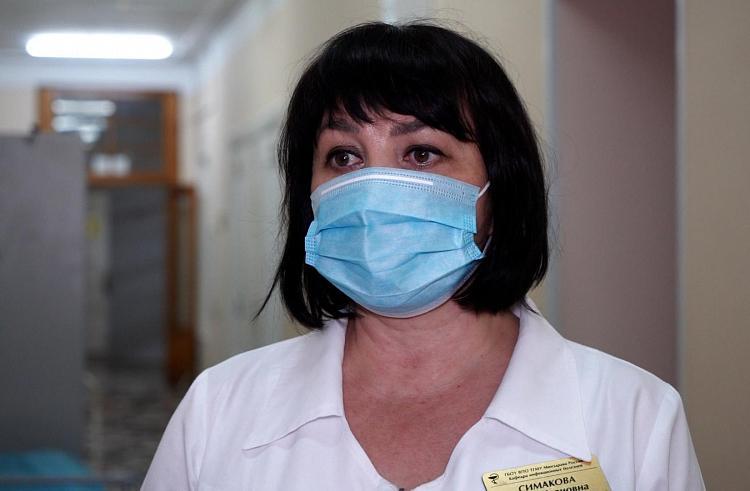 Анна Симакова: «Более 60% взрослого населения должно быть защищено для выработки иммунной прослойки»