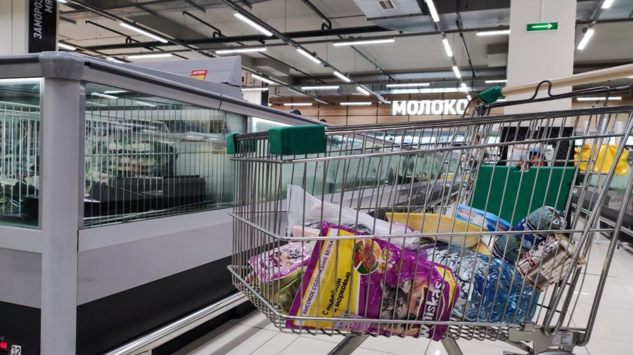 В минпромторге Приморья рассказали, на какие продукты в крае снизились цены