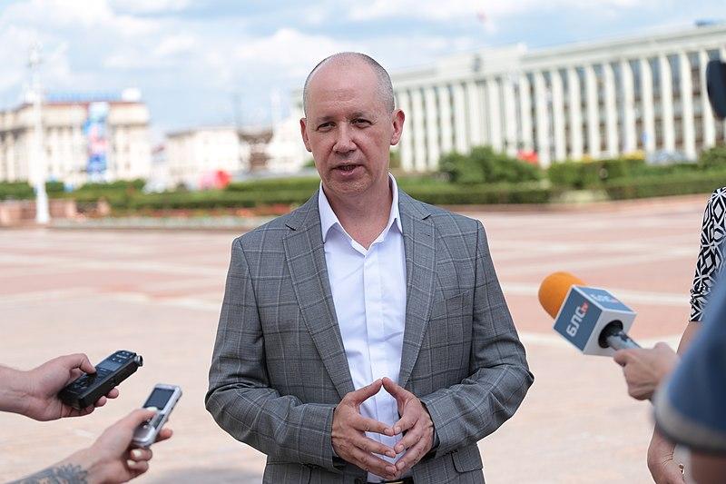 Ещё один кандидат в президенты Белоруссии может попасть в СИЗО