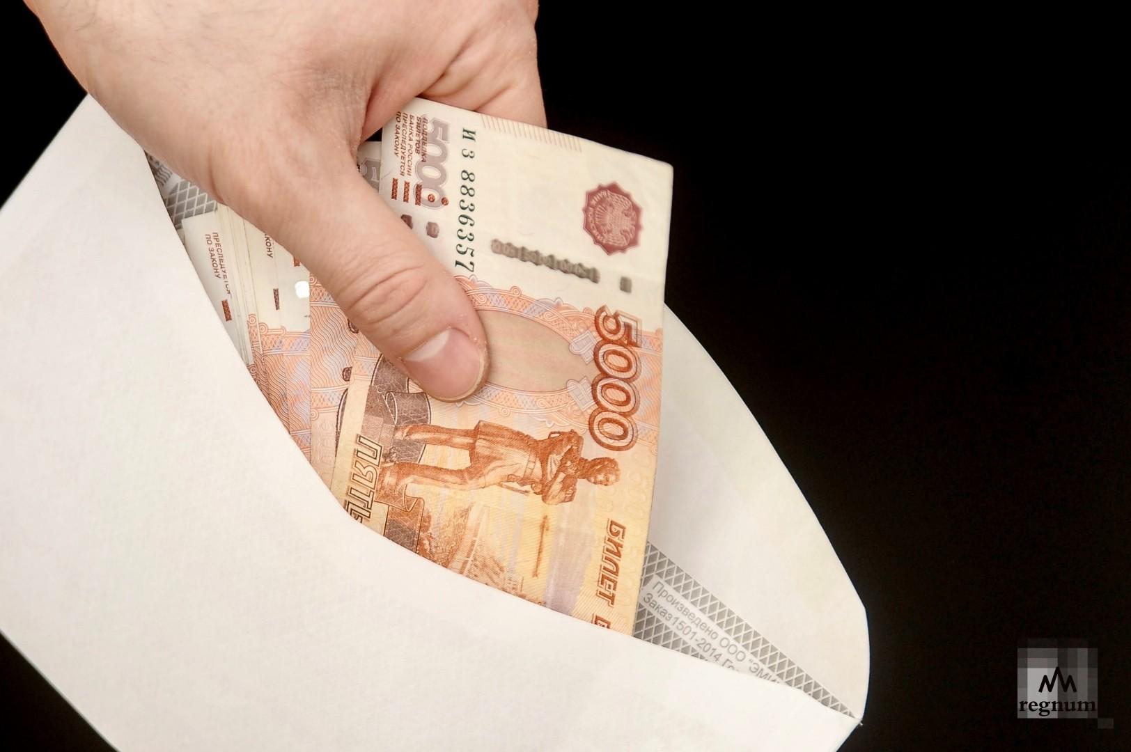 Нижегородский борец с коррупцией подозревается во взяточничестве