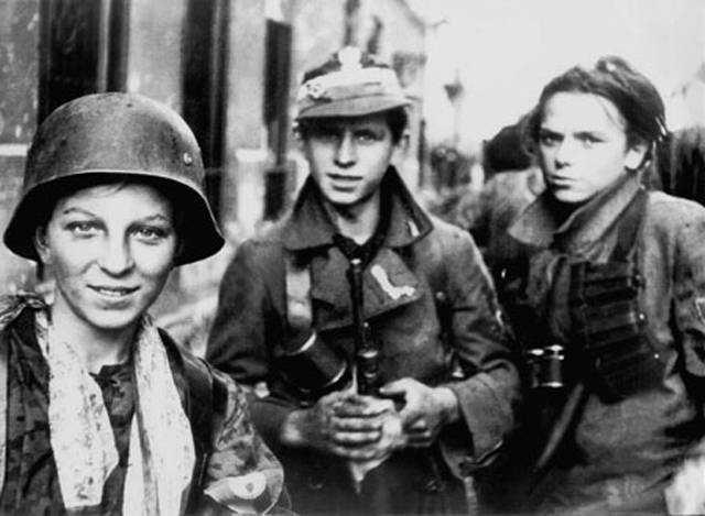 Варшавское восстание: рядовые герои против проклятых руководителей