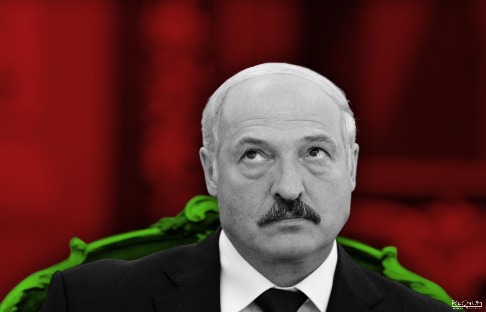 Лукашенко о задержанных гражданах РФ: «им приказали — они пошли»